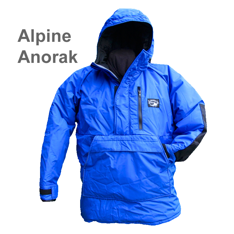 Alpine Anorak Apocalypse Design