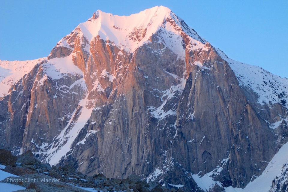 The Apocalypse - Revelation Mountains, Alaska - Clint Helander photo