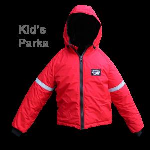 Kids-parka