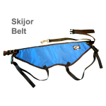 Skijor-belt